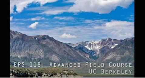 Advanced Field Geology Field Camp Video