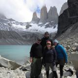 UCB EPS team studies glaciation at Torres del Paine in Patagonia, Chile